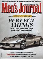 Men's Journal Vol. 20 No. 8 Magazine