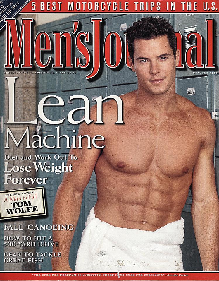 Men's Journal Vol. 7 No. 8