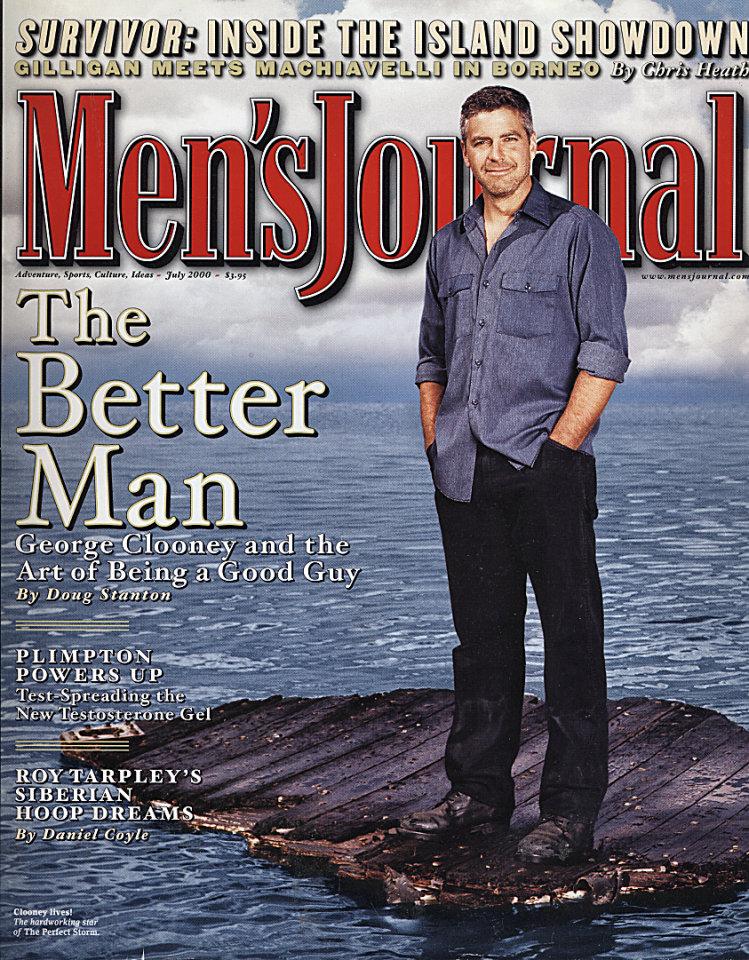 Men's Journal Vol. 9 No. 6