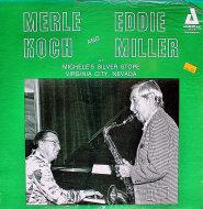 """Merle Koch And Eddie Miller Vinyl 12"""" (New)"""