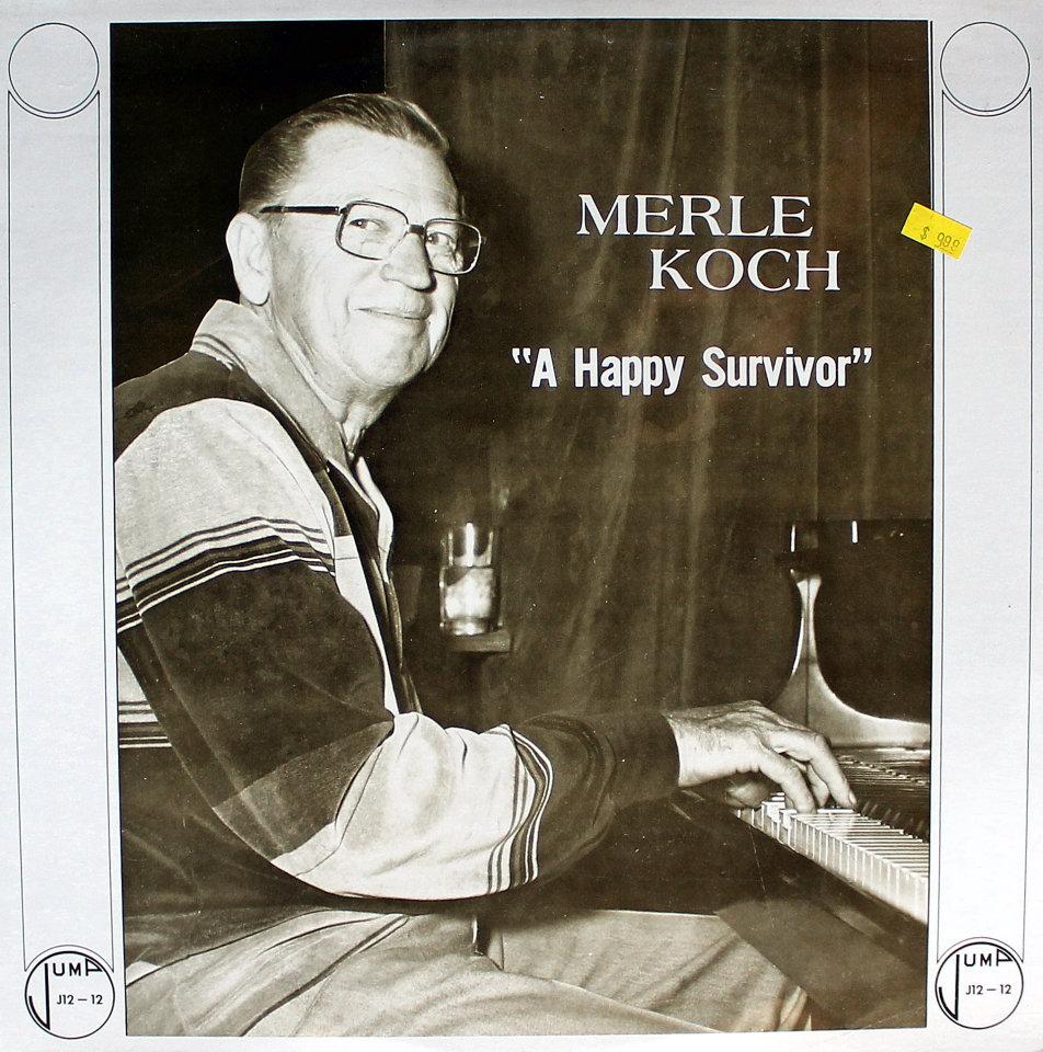 "Merle Koch Vinyl 12"" (New)"