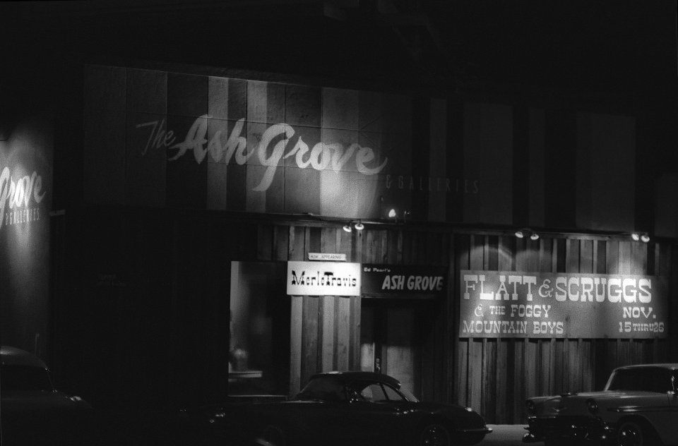 Merle Travis Fine Art Print
