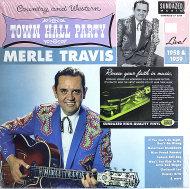 """Merle Travis Vinyl 12"""" (New)"""