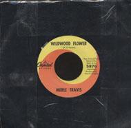 """Merle Travis Vinyl 7"""" (Used)"""