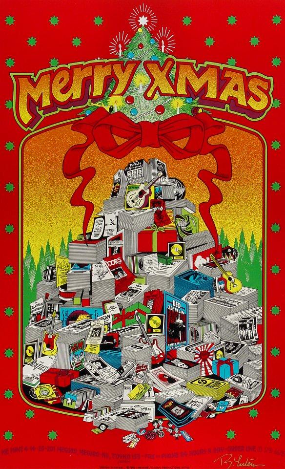 Merry Xmas Poster