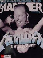 Metal Hammer Oct 1, 2008 Magazine