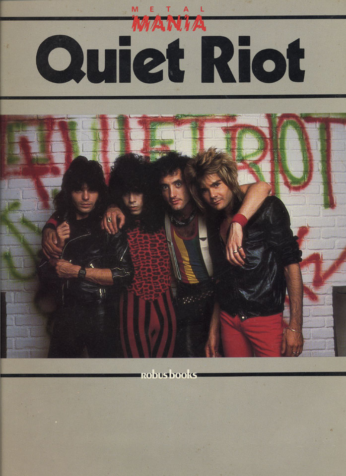 Metal Mania: Quiet Riot