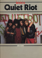 Metal Mania: Quiet Riot Book