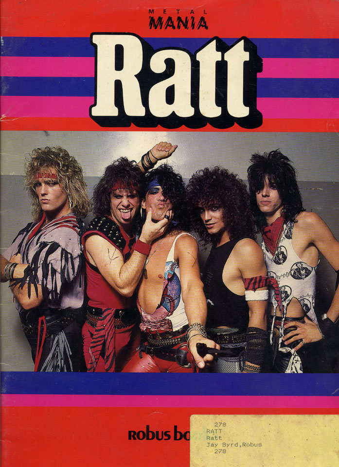 Metal Mania: Ratt