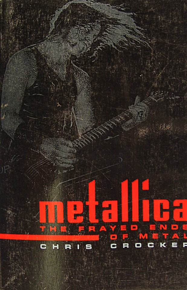 Metallica The Frayed Ends Of Metal