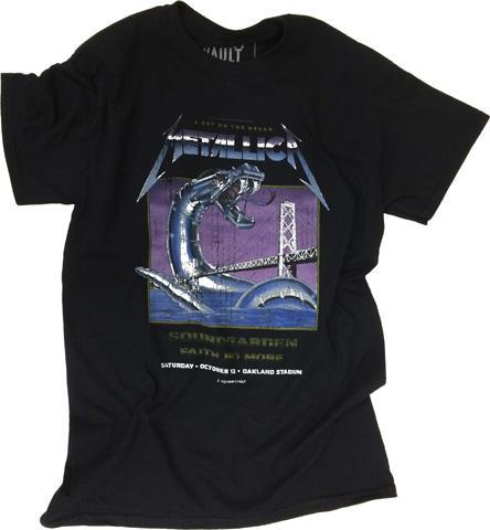 Metallica Men's T-Shirt