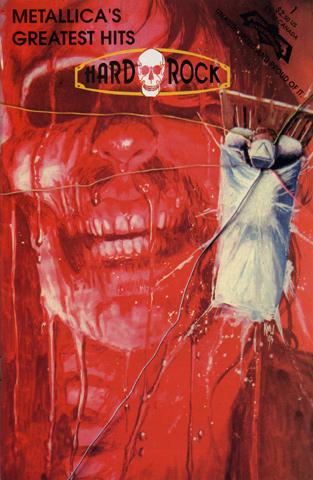 Metallica's Greatest Hits Comic, Issue 1 Comic Book