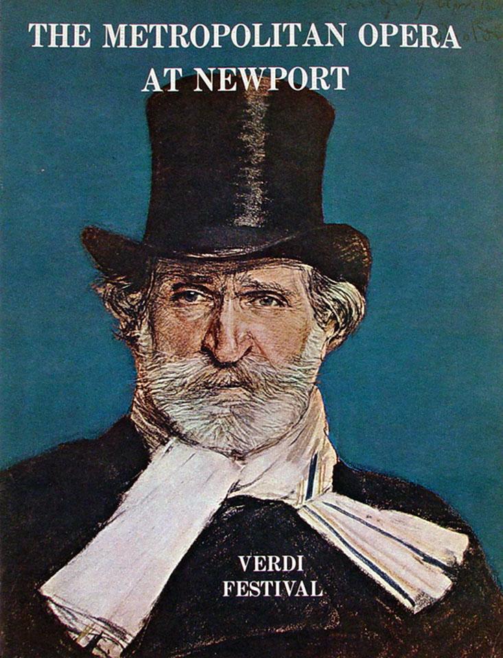 Metropolitan Opera Festival Program