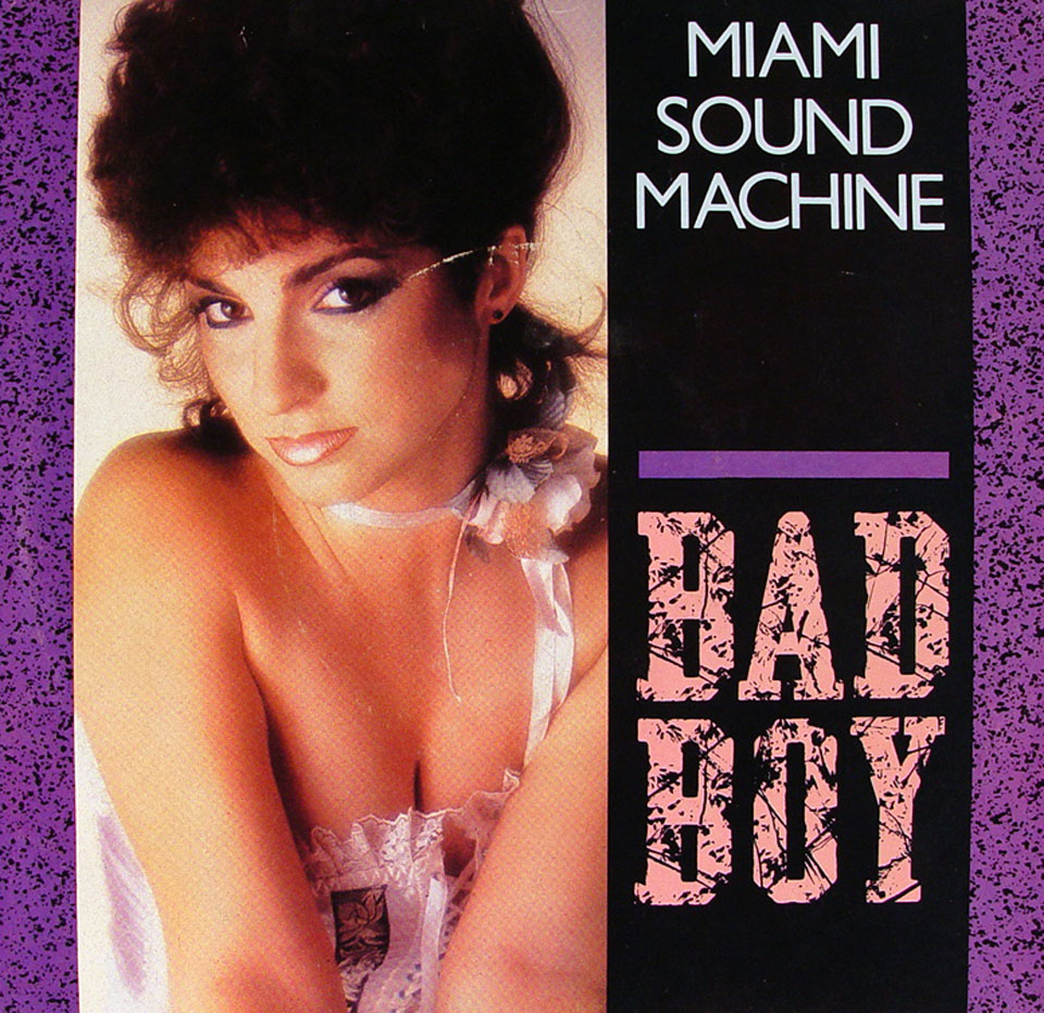 "Miami Sound Machine Vinyl 7"" (Used)"