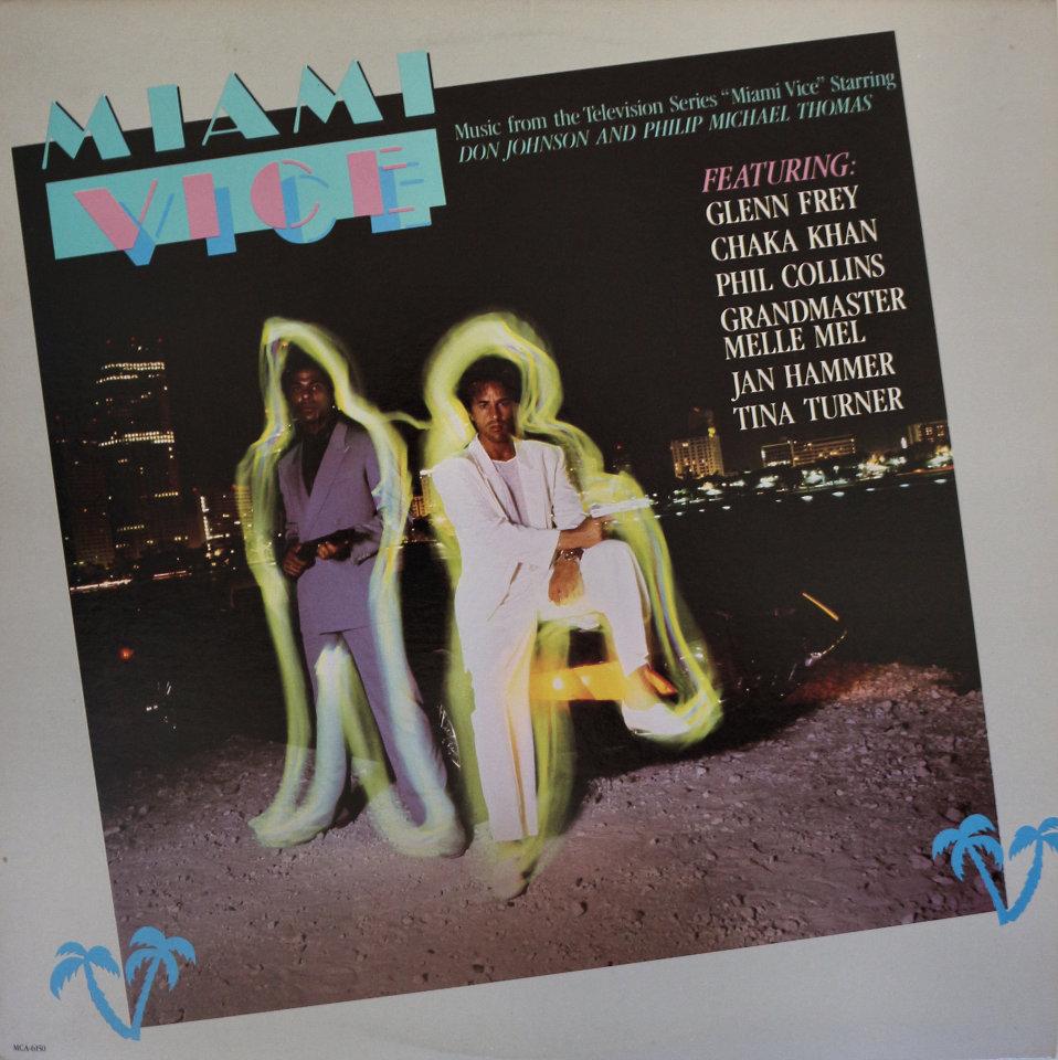 """Miami Vice Vinyl 12"""" (Used)"""