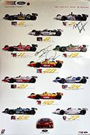 Michael Andretti Poster