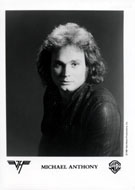 Michael Anthony Promo Print