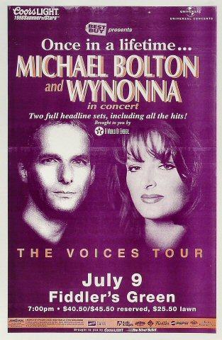 Michael Bolton Poster