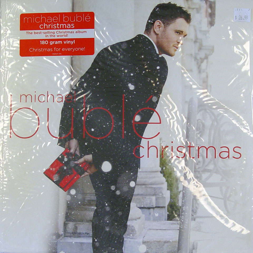 michael buble vinyl 12