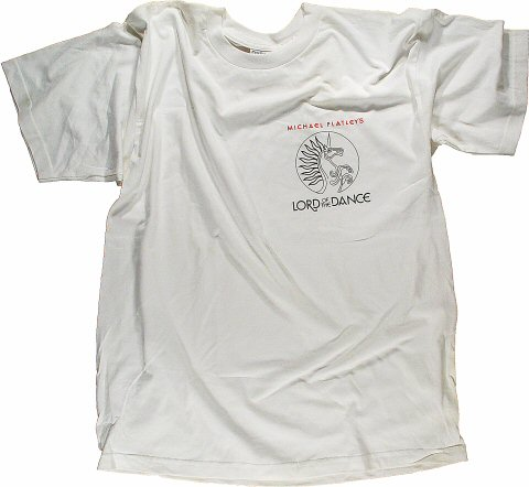 Michael Flatley Men's Vintage T-Shirt