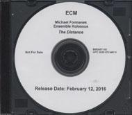 Michael Formanek & Ensemble Kolossus CD