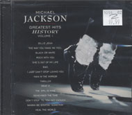 Michael Jackson CD