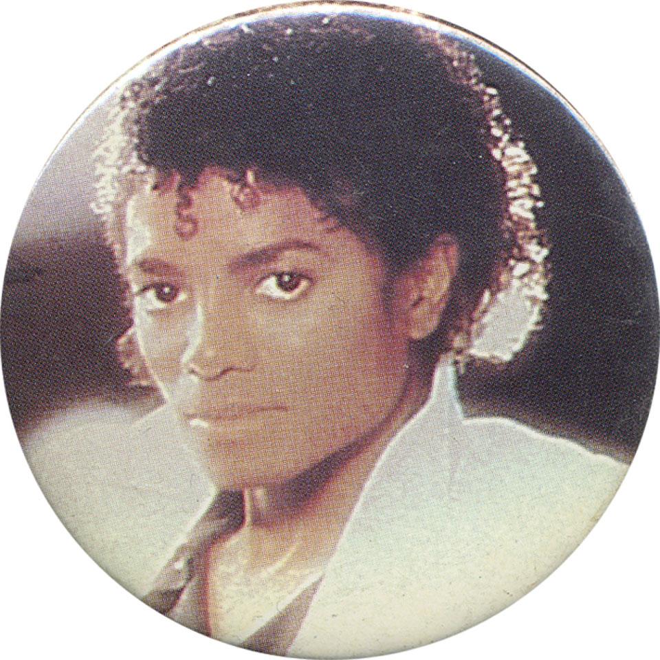 Michael Jackson Pin
