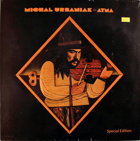 "Michael Urbaniak Vinyl 12"" (New)"