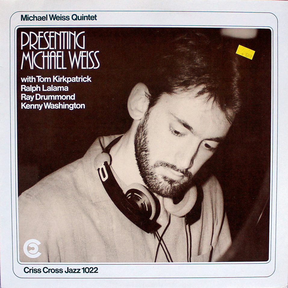 "Michael Weiss Quintet Vinyl 12"" (Used)"