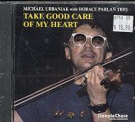 Michal Urbaniak with Horace Parlan Trio CD