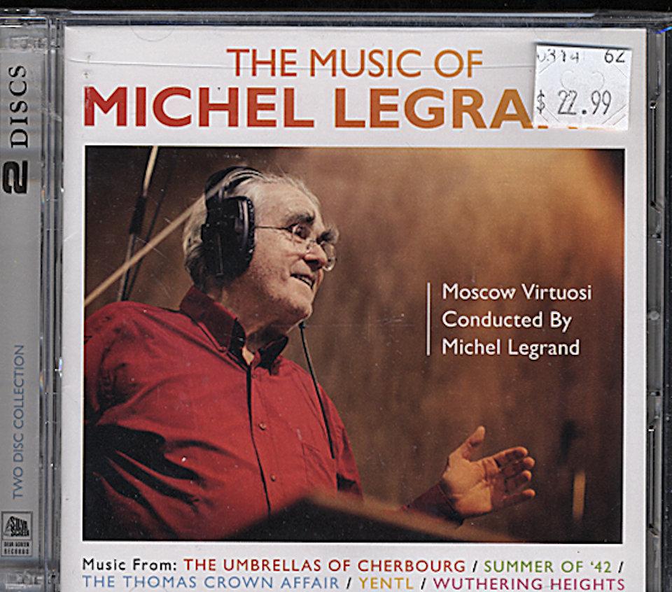 Michel LeGrand CD