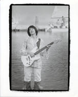 Michelle Shocked Vintage Print
