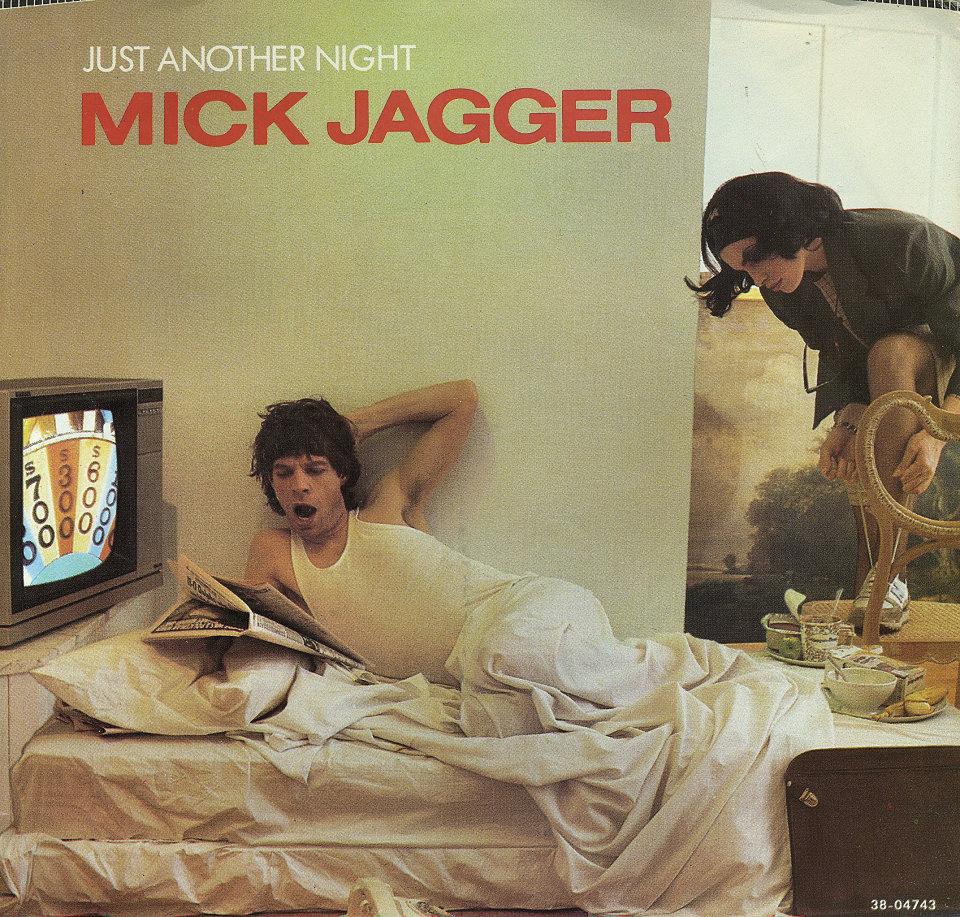 """Mick Jagger Vinyl 7"""" (Used)"""