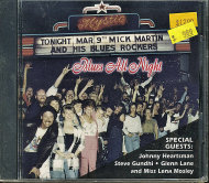 Mick Martin And His Blues Rockers CD