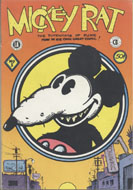 Mickey Rat No. 1 Comic Book