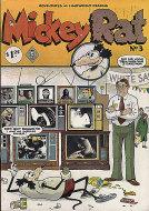 Mickey Rat Vol. 1 #3 Comic Book