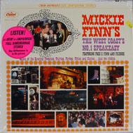 "Mickie Finn Vinyl 12"" (Used)"