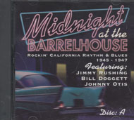 Midnight At The Barrelhouse CD