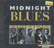 Midnight Blues CD