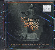 Midnight In The Garden Of Good And Evil CD