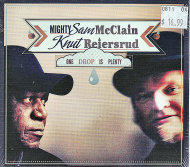 Mighty Sam McClain & Knut Reiersrud CD