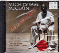 Mighty Sam McClain CD
