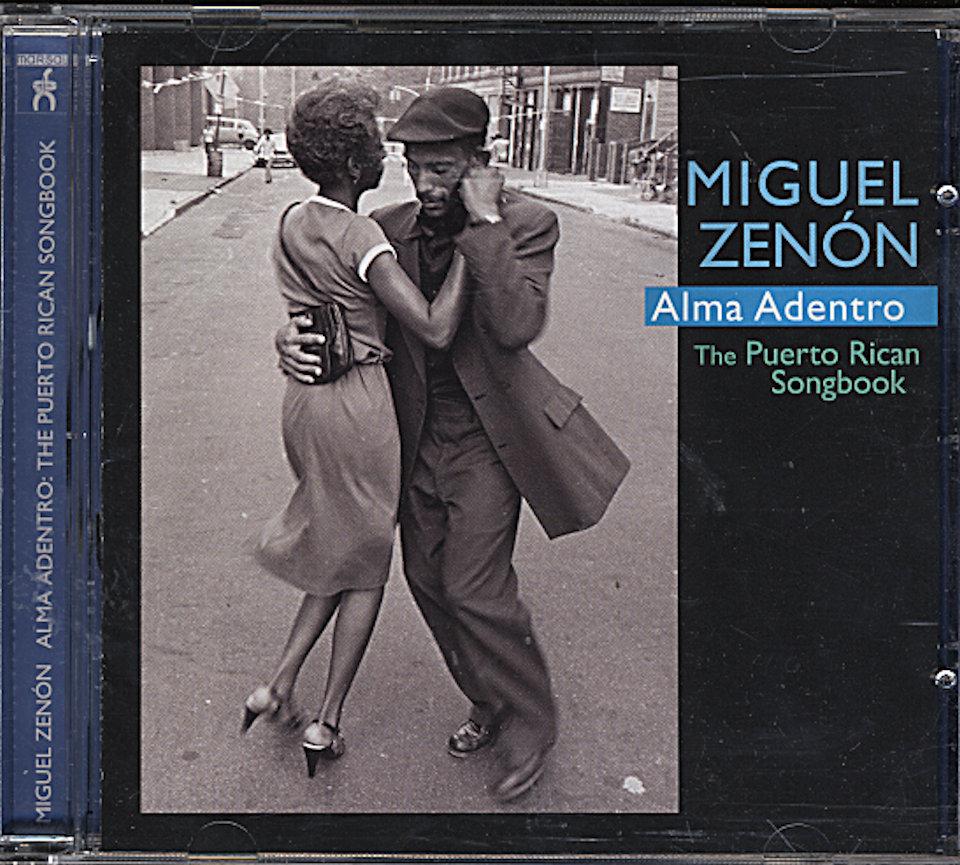Miguel Zenon CD