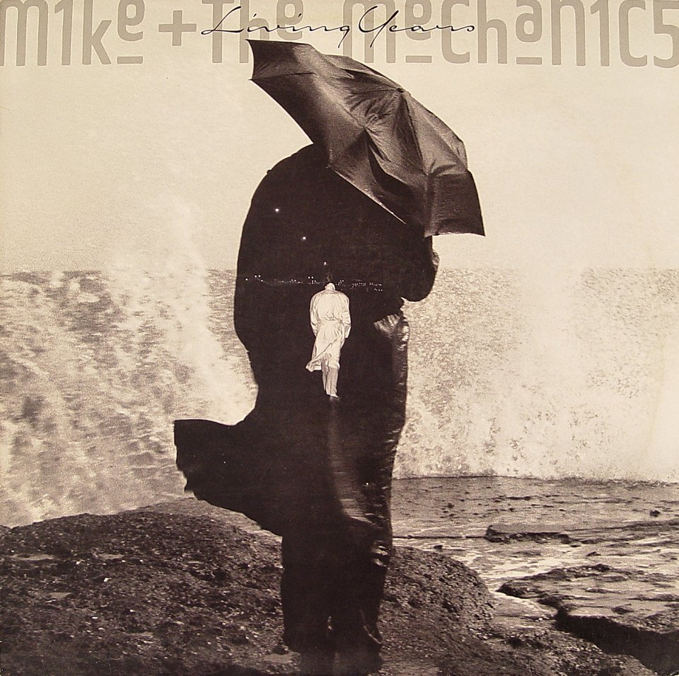 "Mike and the Mechanics Vinyl 12"" (Used)"
