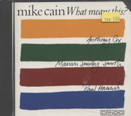 Mike Cain CD