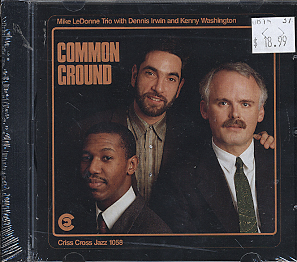 Mike LeDonne Trio CD