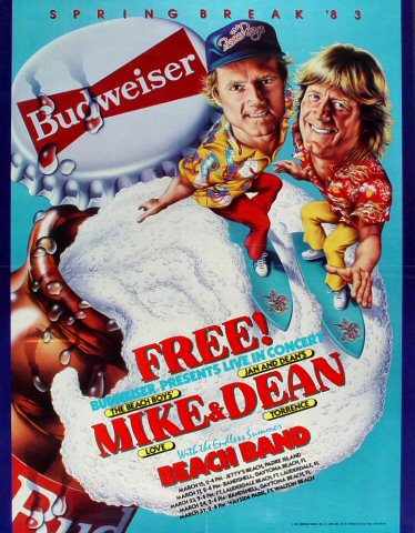 Mike Love Poster