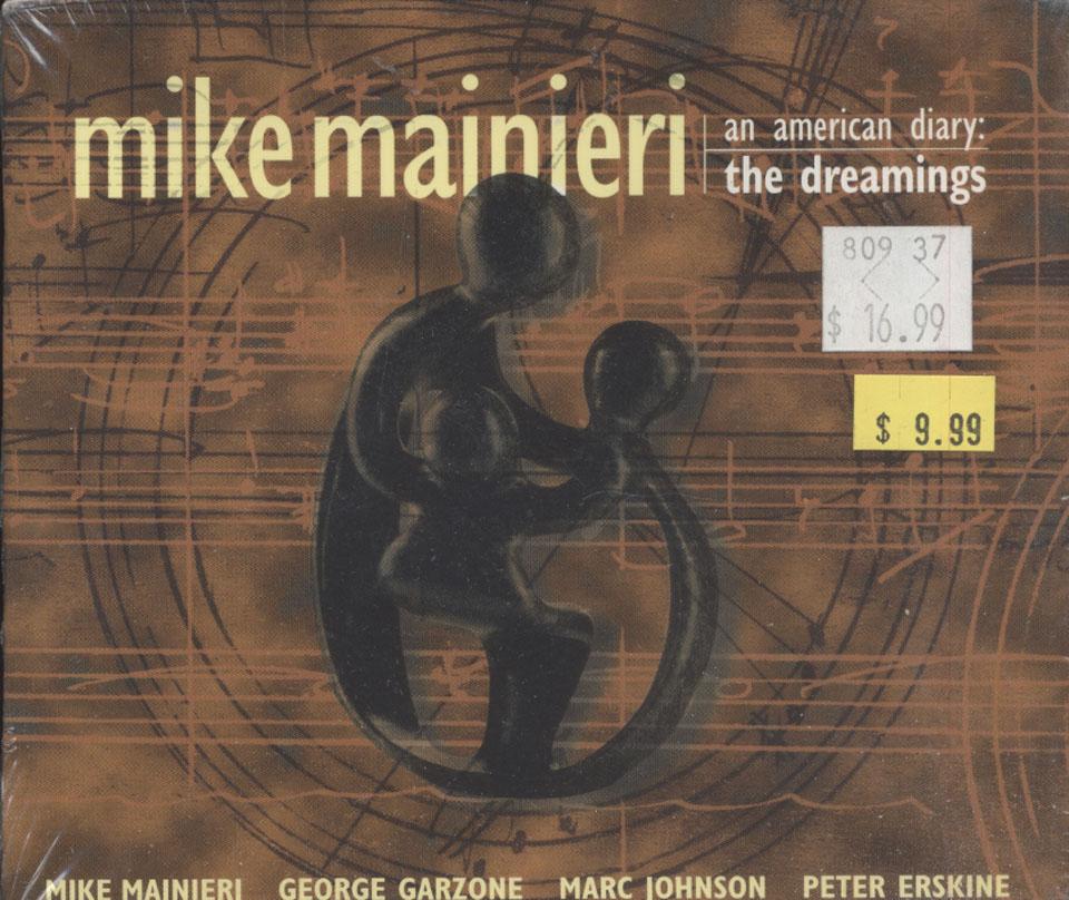 Mike Mainieri CD