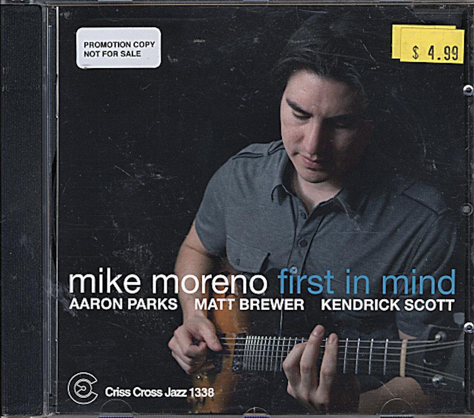 Mike Moreno CD