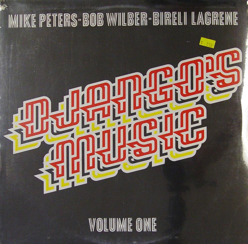 "Mike Peters / Bob Wilber / Bireli Lagrene Vinyl 12"" (New)"